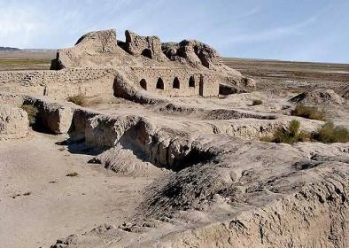 Toprak -Kala Fortress