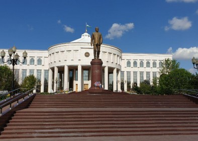 Scientific and educational memorial complex named after the First President of the Republic of Uzbekistan Islam Karimov.