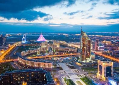 Tour around Kazakhstan : Nur-Sultan - Almaty - Kapchagai - Altyn Emel - Turkestan
