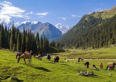 Exotic Kyrgyzstan