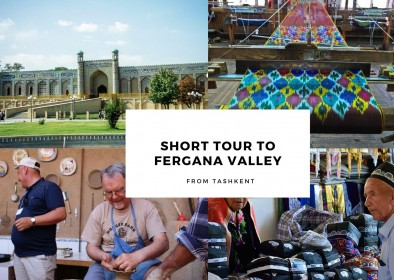 "Weekend tour ""Fergana Valley"""