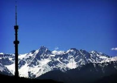 Almaty is the southern capital of Kazakhstan